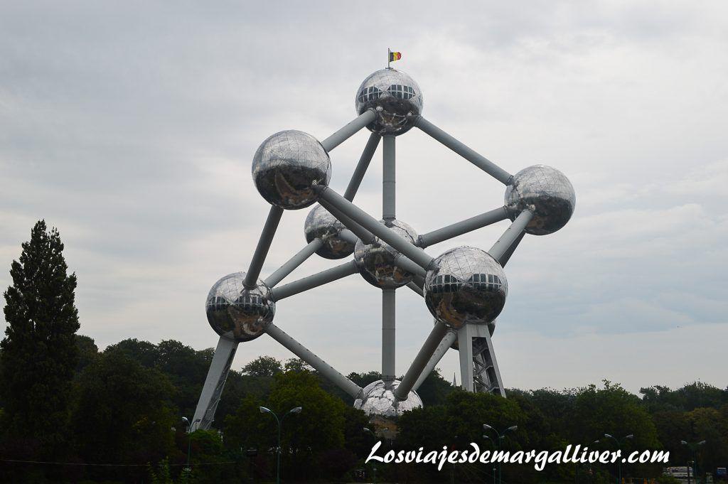 Atomium de Bruselas - Los viajes de Margalliver